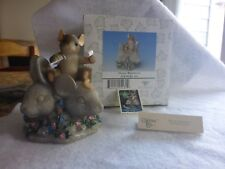 "Retired Limited Edition Charming Tails ""Mouse Rushmore"" ~numbered 3352 of 6800"