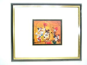 NEW Framed Official Warner Bros 'Space Jam' print from Animation Cel