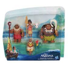 Paquete De Disney Princesa aventura Moana Cup Figuras Muñeca Conjunto De Juguete Juegp Tienda Regalo