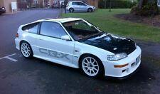 16X7 +45 Rota R-SPEC Racing White 4X100 Wheel Fit Honda Crx Fit Civic SI EG6 Ek9