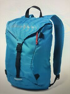 Eddie Bauer Unisex-Adult Stowaway Packable 20L Ruck Pack, Peak Blue NEW WITH TAG
