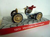 CURSOR MODELL 1903 MERCEDES-RENNWAGEN 1/43 TBE BOX