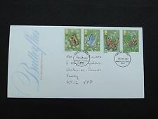 1981 Butterflies First day Cover