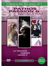 La Traviata/Carmen/Jackie O  (UK IMPORT)  DVD NEW