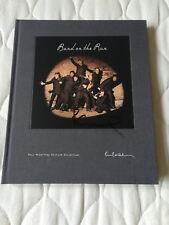 COFFRET signé PAUL MC CARTNEY BAND ON THE RUN No 13491 3CD +1DVD