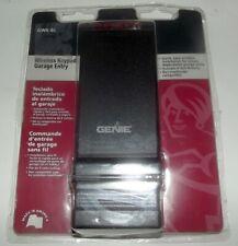 NEW OEM GWK-BL Genie 9 12-Dipswitch 390mhz Garage Door Outside Wireless Keypad