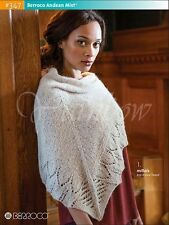 Berroco ::Booklet #347:: Andean Mist yarn 7 desings and accessories