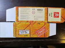 BOITE VIDE NOREV  CITROEN 2CV  6 1986  EMPTY BOX CAJA VACCIA