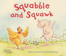 Very Good, Squabble and Squawk, Freedman, Claire, Book