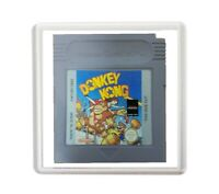 DONKEY KONG Gameboy DRINKS COASTER retro NINTENDO