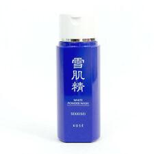 NEW US FREE TRACK Kose Sekkisei White Powder Wash, foam face wash 100g,Japan