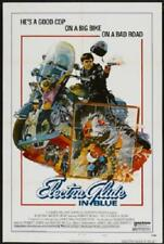 Electra Glide In Blue Movie Poster 24in x 36in