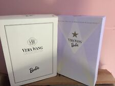 EDIZIONE limitata, 2 lotto di bambole Barbie VERA WANG