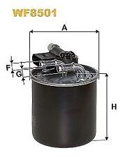 Wix WF8501 Fuel Filter Mercede A Class W176 B W246 W242 GLA X156 A6420906052