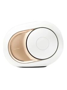 Devialet Phantom Gold - High-End Wireless Multi Room Speaker, 4500 Watts, 108 dB