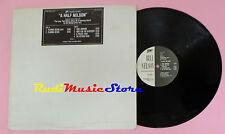 LP 12'' BILL NELSON A half nelson PROMO 1982 PVC EP 1 cd mc dvd vhs