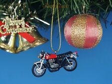 Honda CB400 Motorrad Motorrad Christbaumschmuck Xmas Ornament Deko 1328C