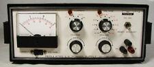Vintage Heath Schlumberger Kit Sp 27a Regulated Low Voltage Power Supply