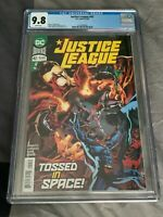 Justice League #42 CGC 9.8-NM-1st print-Robert Venditti-DC Comics-2020