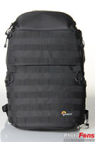 New LowePro Protactic 450 AW Camera & Laptop Backpack Holds 1-2 Pro DSLR
