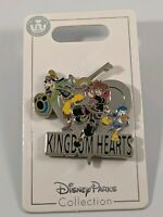 Disney Pin Trading Kingdom Hearts Pin