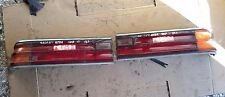 Mitsubishi Galant sigma 85-88 model pair of rear lights