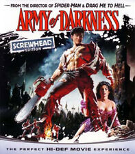 Army of Darkness (Screwhead Edition) BLU-RAY NEW