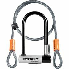 Kryptonite Kryptolok Mini-7 w/ Flex Cable & Flexframe Bracket