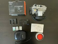 Used Sony RX100 IV with Underwater Housing - PLEASE READ DESCRIPTION -