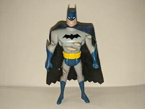 """BATMAN The Animated Series 2005 DC Comics 5"""" Action Figure Ripped Suit"""