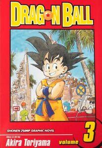 Dragon Ball: v. 3 by Akira Toriyama - Manga New