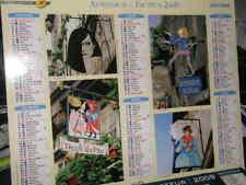 CALENDRIER ALMANACH POSTAL OBERTHUR 2008 VIEILLES ENSEIGNES FER FORGE