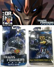 Transformers Prime RID 1st Edition Animated Series Hasbro Deluxe Arcee New
