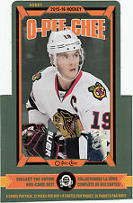 OPC O-Pee-Chee 2015-16 Complete V-Series & All Star Set