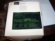 Apple II AppleWorks on 5.25 and 3.5 Disks for Apple II+, IIe, IIc, IIc+, IIGS