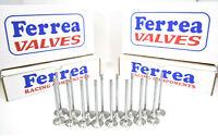 Ferrea 5000 Series Valves 1.5 EXH 1.94 INT 11/32 4.91 SBC 283 327 350 351 Ford