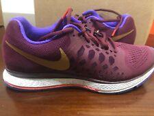 Nike Purple Nike Air Zoom Pegasus Athletic Shoes for Women