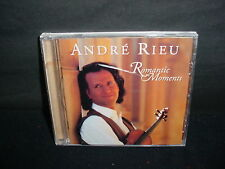 Andre Rieu Romantic Moments Music CD