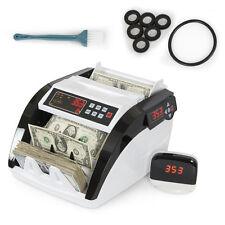 Professional Money Bill Counter UV / MG / IR Counterfeit Bill Detector CE Listed