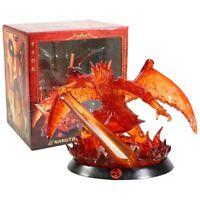 Naruto Susanoo Uchiha Itachi Ten Fist Swords Statue Figure Light up Model Toy