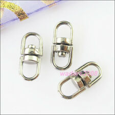 18 New Connectors Dull Silver Plated Links Clasps 7x16mm For Craft DIY