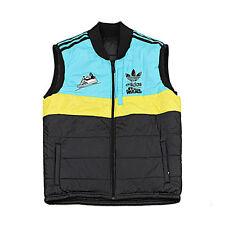adidas Men's Gilets Bodywarmers Funnel Neck Coats & Jackets