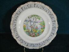 "Royal Albert Silver Birch 8 1/8"" Salad Plate(s)"