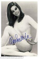 Claudine Auger ++Autogramm++ ++James Bond Girl++
