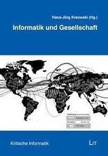 Hans-Jörg Kreowski - Informatik und Gesellschaft
