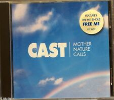 """Cast - Mother Nature Calls (CD 1997) Features """"Free Me"""""""