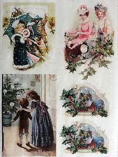 Rice Decoupage Paper / Decoupage Sheets  / Scrapbooking / Vintage Child  7