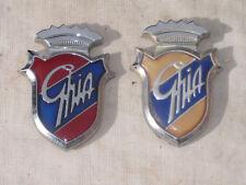 Falcon Ghia XD XE XF EF Badge Ford