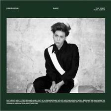 """K-POP SHINee JONGHYUN 1st Mini ALBUM """"BASE"""" [ 1 PHOTOBOOK + 1CD ] Wine Ver"""
