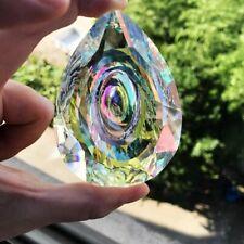Hanging Crystals Prism Sun Catcher Windows Decoration 76mm AB-Color Accessories